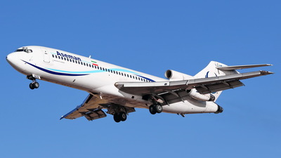 EP-ASB - Boeing 727-228(Adv) - Iran Aseman Airlines