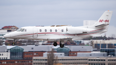 SE-RIL - Cessna 560XL Citation XLS - Hummingbird Air