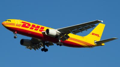 D-AEAO - Airbus A300B4-622R(F) - DHL (European Air Transport)