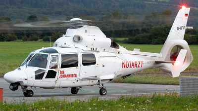 D-HFVP - Aérospatiale SA 365N3 Dauphin 2 - Heli-Flight