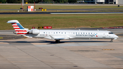 N603NN - Bombardier CRJ-900LR - American Eagle (PSA Airlines)