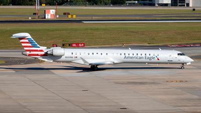 A picture of N603NN - Mitsubishi CRJ900LR - American Airlines - © Yan777