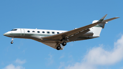 N67WV - Gulfstream G650ER - Private