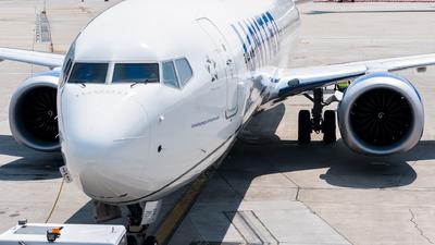 N27520 - Boeing 737-9 MAX - United Airlines