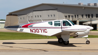 N3071C - Beechcraft K35 Bonanza - Private