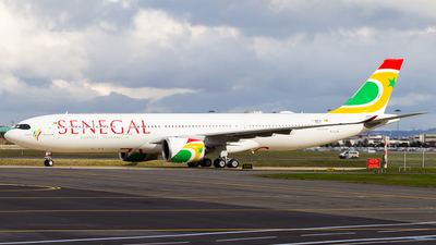 F-WWCM - Airbus A330-941 - Air Senegal