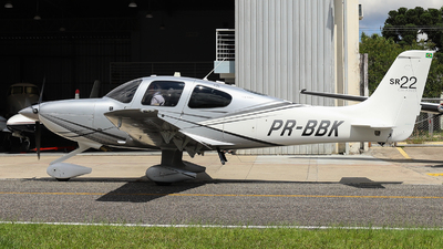 PR-BBK - Cirrus SR22 Grand - Private