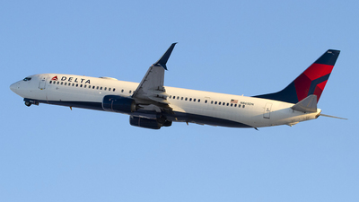 A picture of N865DN - Boeing 737932(ER) - Delta Air Lines - © Jeremy D. Dando