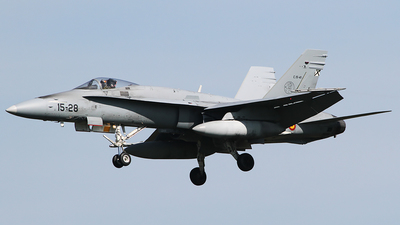 C.15-41 - McDonnell Douglas EF-18M Hornet - Spain - Air Force