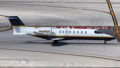 N435DC - Bombardier Learjet 45 - Private