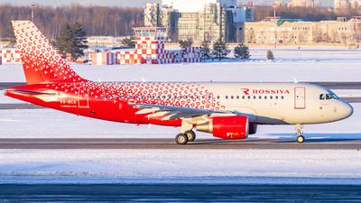 A picture of VQBCO - Airbus A319111 - Rossiya - © Alexander Belyakov