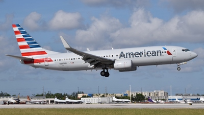N867NN - Boeing 737-823 - American Airlines