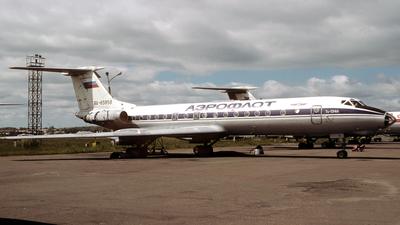 RA-65958 - Tupolev Tu-134A - Komiavia