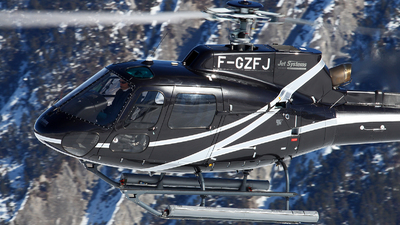 A picture of FGZFJ - Airbus Helicopters H125 - [7179] - © BAHEU romain