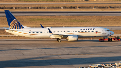 N27515 - Boeing 737-9 MAX - United Airlines