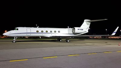 N11GW - Gulfstream G-V - Private