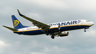 EI-FIE - Boeing 737-8AS - Ryanair