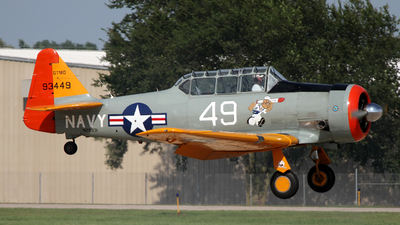 N29931 - North American AT-6G Texan - Private