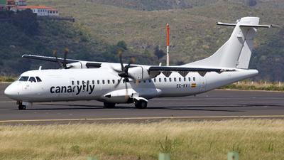 EC-KVI - ATR 72-212A(500) - Canaryfly