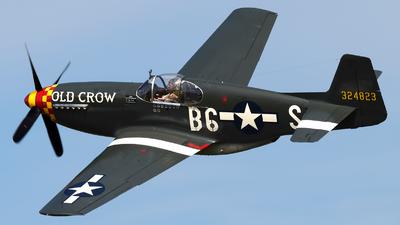 NL551E - North American P-51B Mustang - Private