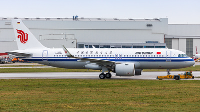 A picture of DAUAP - Airbus A320 - Airbus - © Andre Bonn