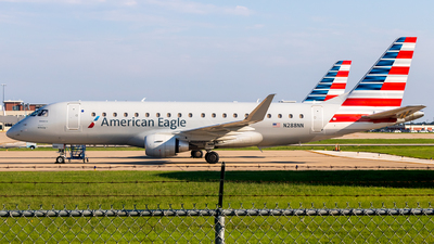N288NN - Embraer 170-200LR - American Eagle (Envoy Air)