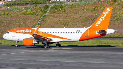 A picture of OEINE - Airbus A320214 - easyJet - © Nelson Sousa