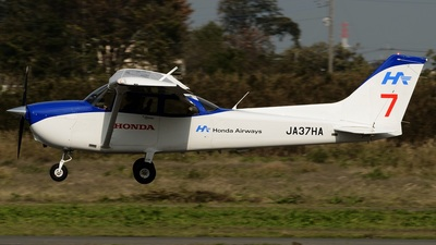 JA37HA - Cessna 172S Skyhawk SP - Honda Airways