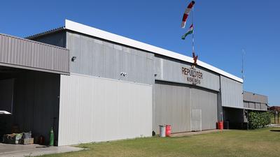 LHKI - Airport - Hangar