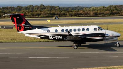 OE-GFM - Beechcraft B300 King Air 350i - Airlink