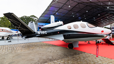 N18C - Cirrus Vision SF50 G2 Arrivee - Private