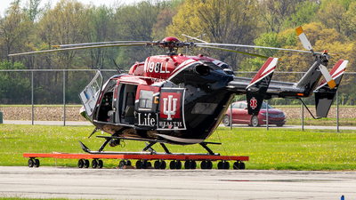 N198LL - Eurocopter BK117C-1 - Indiana University Health - Life Line