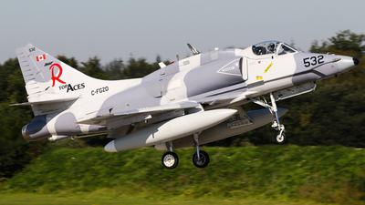 C-FGZO - McDonnell Douglas A-4N Skyhawk - Top Aces