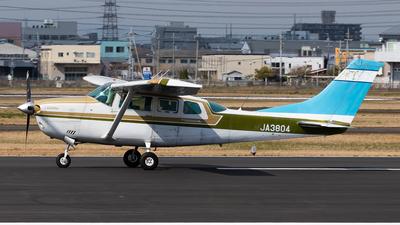 JA3804 - Cessna TU206G Turbo Stationair - Private