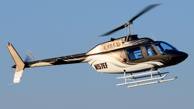 N57EF - Bell 206B JetRanger - Private
