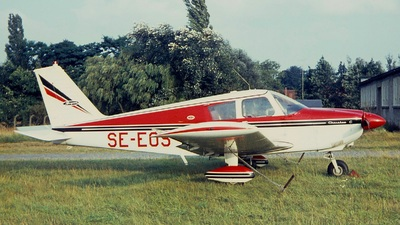 SE-EOS - Piper PA-28-180 Cherokee C - Private