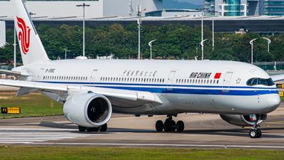 B-308C - Airbus A350-941 - Air China