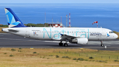 A picture of CSTKQ - Airbus A320214 - Azores Airlines - © Antonio Batista