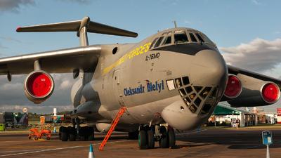76683 - Ilyushin IL-76MD - Ukraine - Air Force