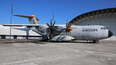 A picture of FWWMT - Airbus A400M - Airbus - © Guillaume BACH