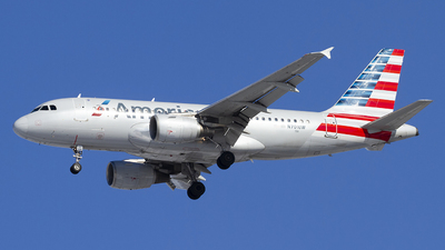 A picture of N701UW - Airbus A319112 - American Airlines - © Jeremy D. Dando