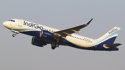 A picture of VTIJT - Airbus A320271N - IndiGo - © Akshay M