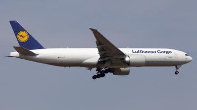 D-ALFB - Boeing 777-FBT - Lufthansa Cargo