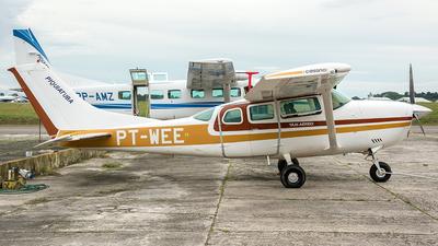 PT-WEE - Cessna U206F Stationair - Piquiatuba Taxi Aereo