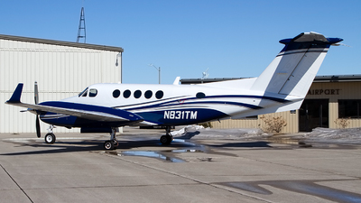 N831TM - Beechcraft 200 Super King Air - Private