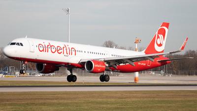 OE-LCN - Airbus A321-211 - Niki
