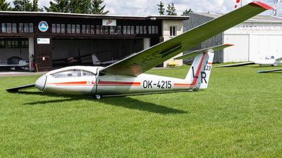 OK-4215 - Let L-23 Super Blanik - Aero Club - Plze?-Letkov