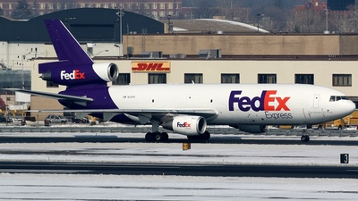 A picture of N371FE - McDonnell Douglas MD1010F - [46609] - © Kaz T