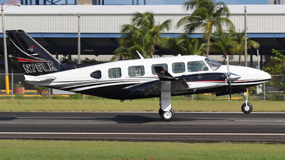 N75LK - Piper PA-31-350 Chieftain - Private