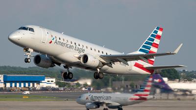 N128HQ - Embraer 170-200LR - American Eagle (Republic Airways)